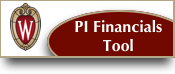 PI Financial Tools Button